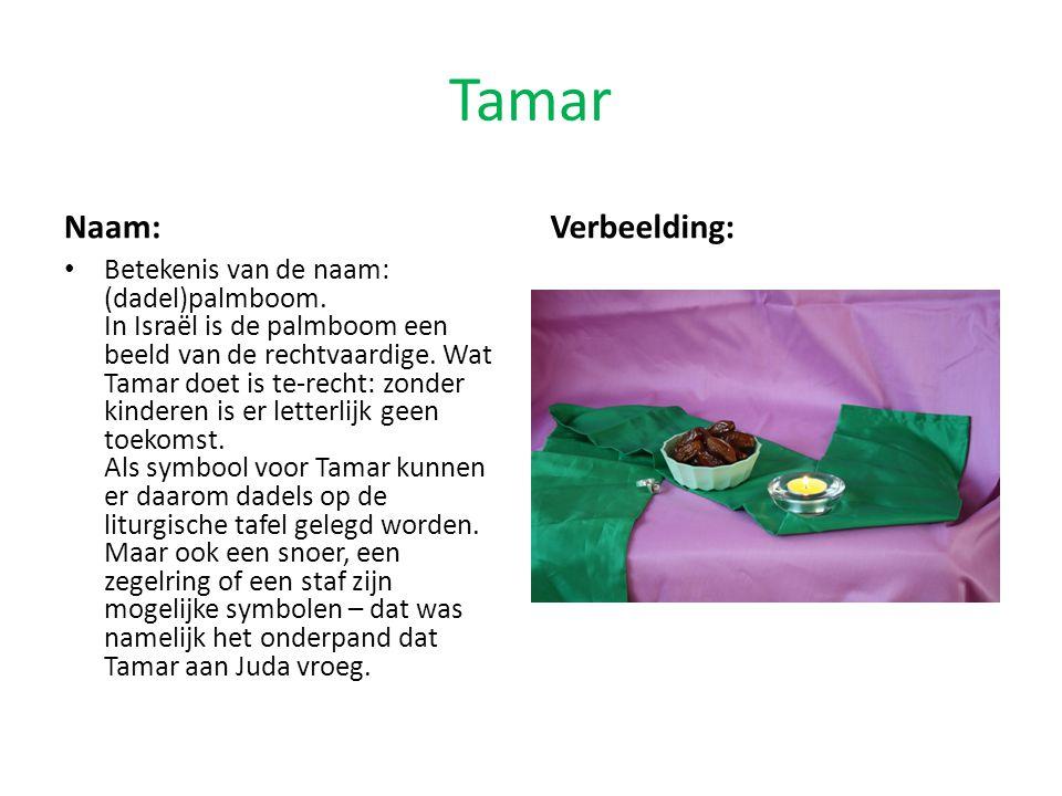 Tamar Naam: Verbeelding: