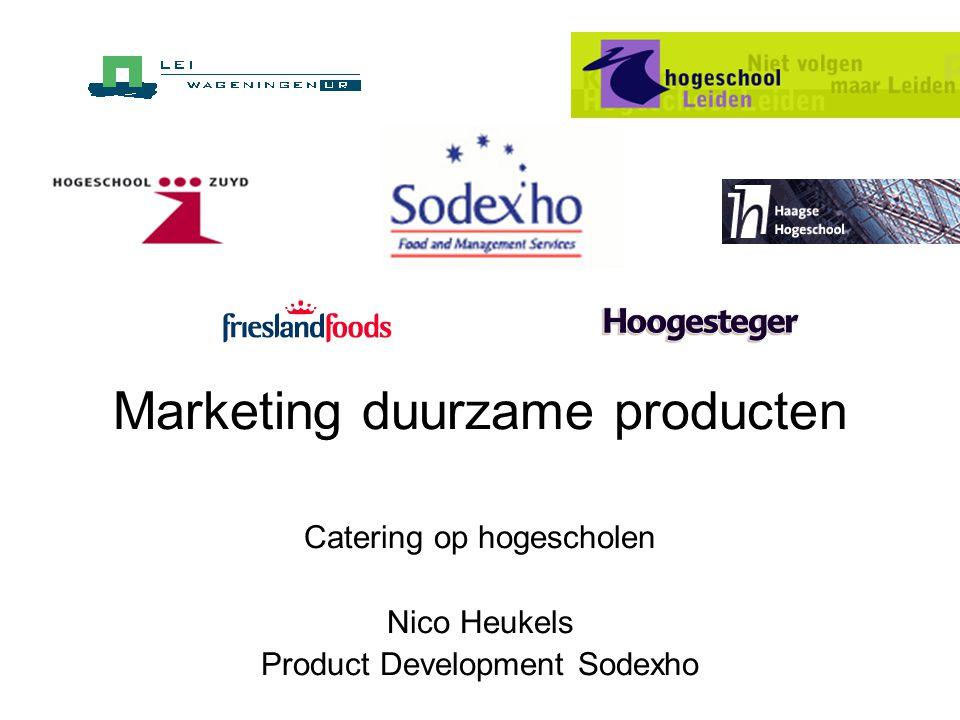 Marketing duurzame producten