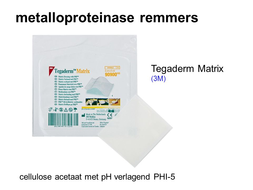 metalloproteinase remmers
