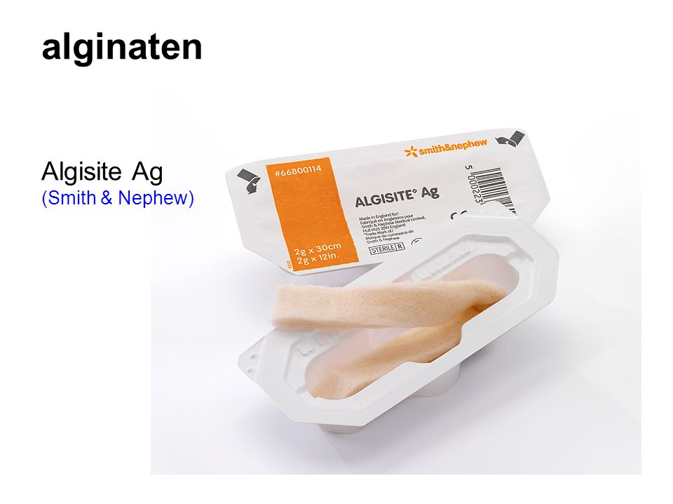alginaten Algisite Ag (Smith & Nephew)