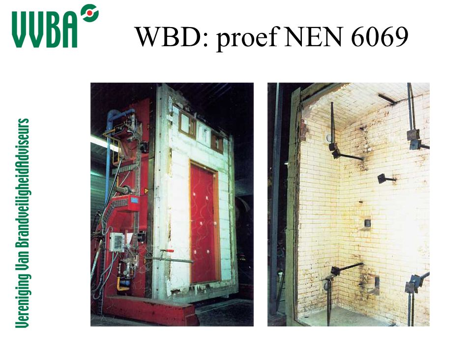 WBD: proef NEN 6069