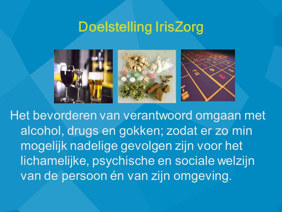 Doelstelling IrisZorg