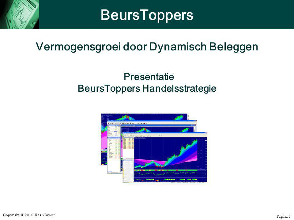 Masterclass BeursToppers