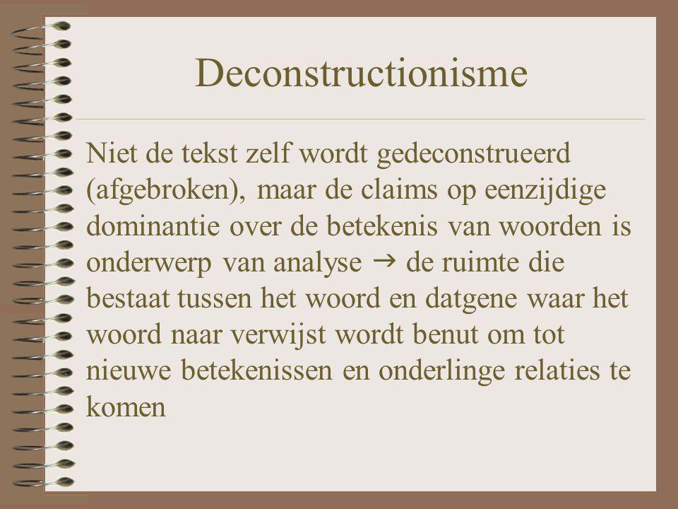 Deconstructionisme