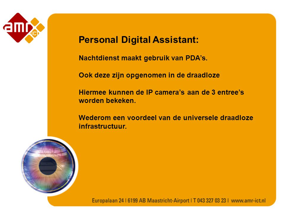 Personal Digital Assistant: