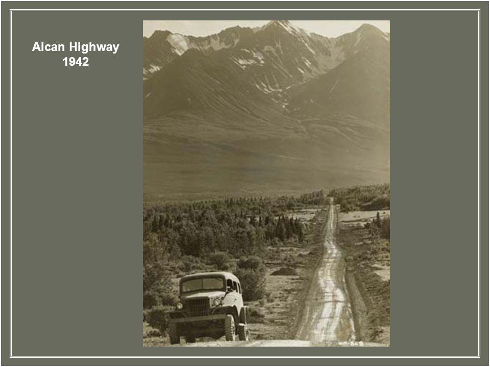 Alcan Highway 1942
