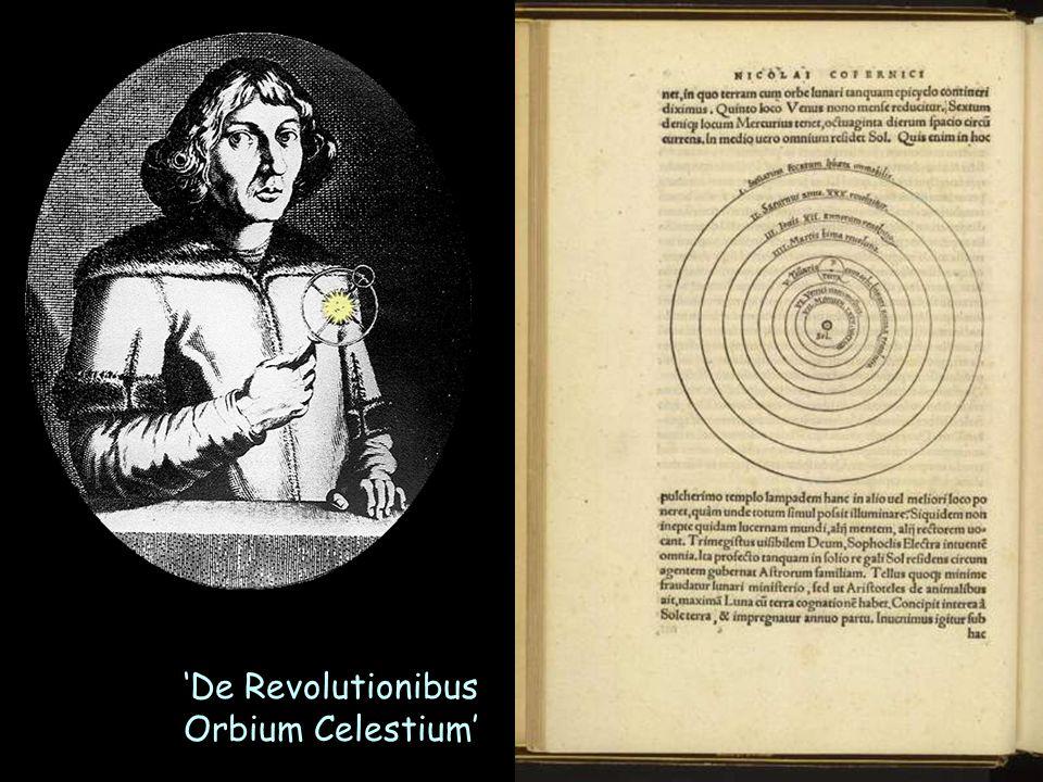 'De Revolutionibus Orbium Celestium'