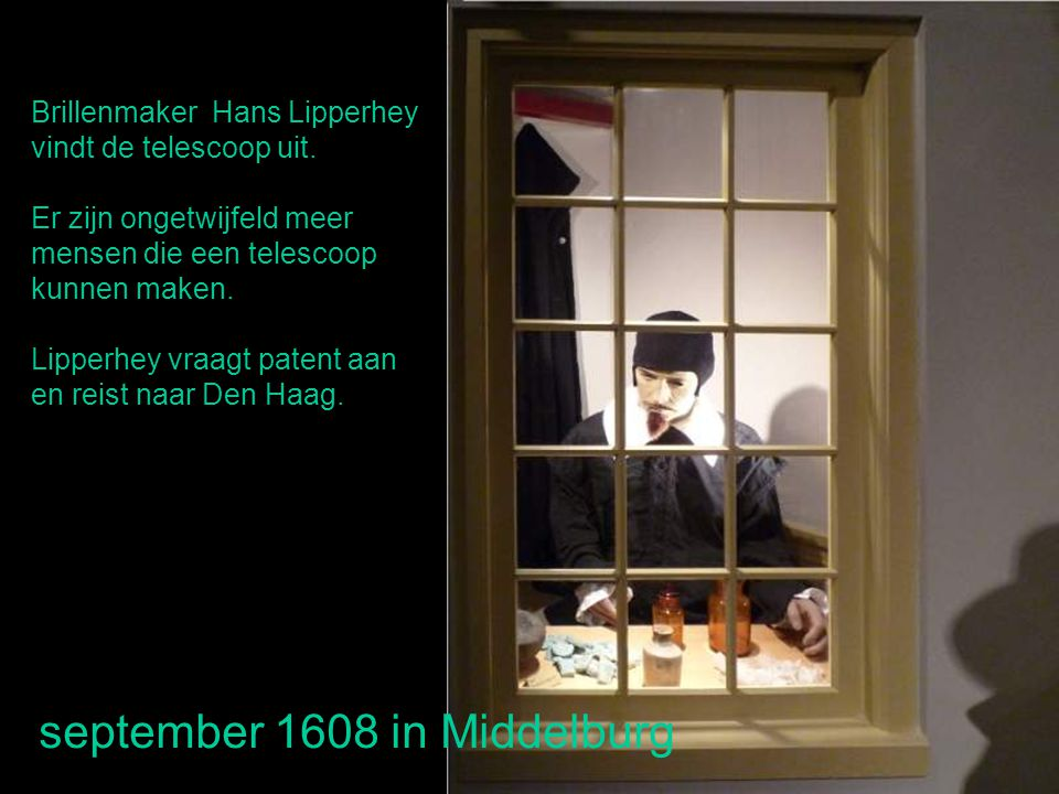 september 1608 in Middelburg