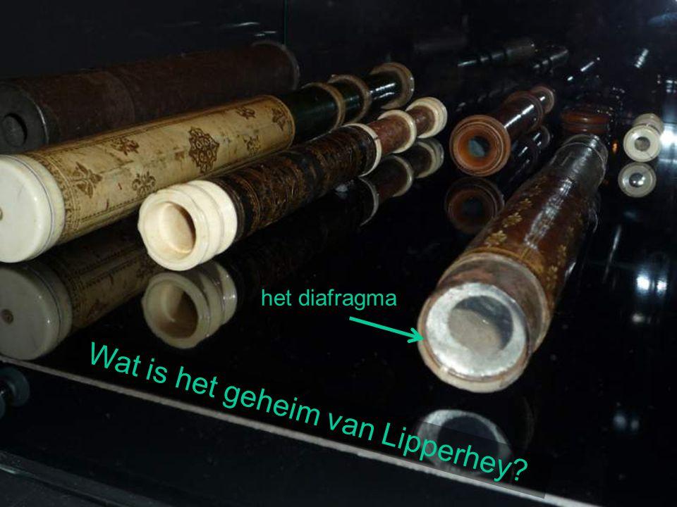 Wat is het geheim van Lipperhey