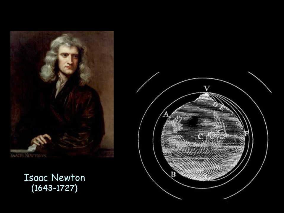 Portrait of Isaac Newton painted in 1689 by Sir Godfrey Kneller