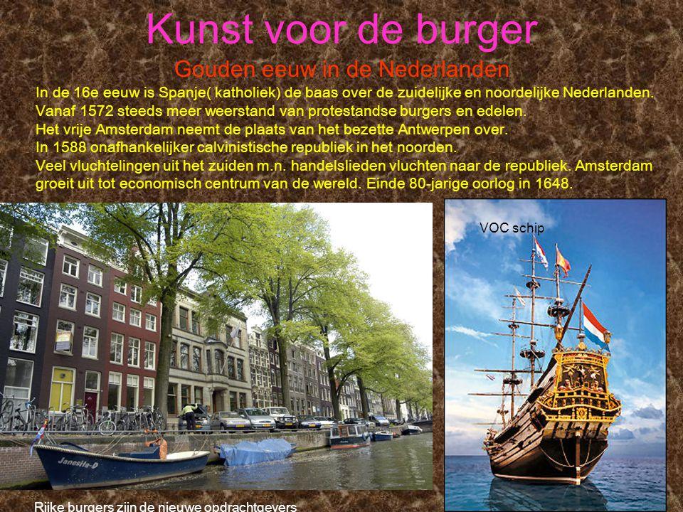 Gouden eeuw in de Nederlanden