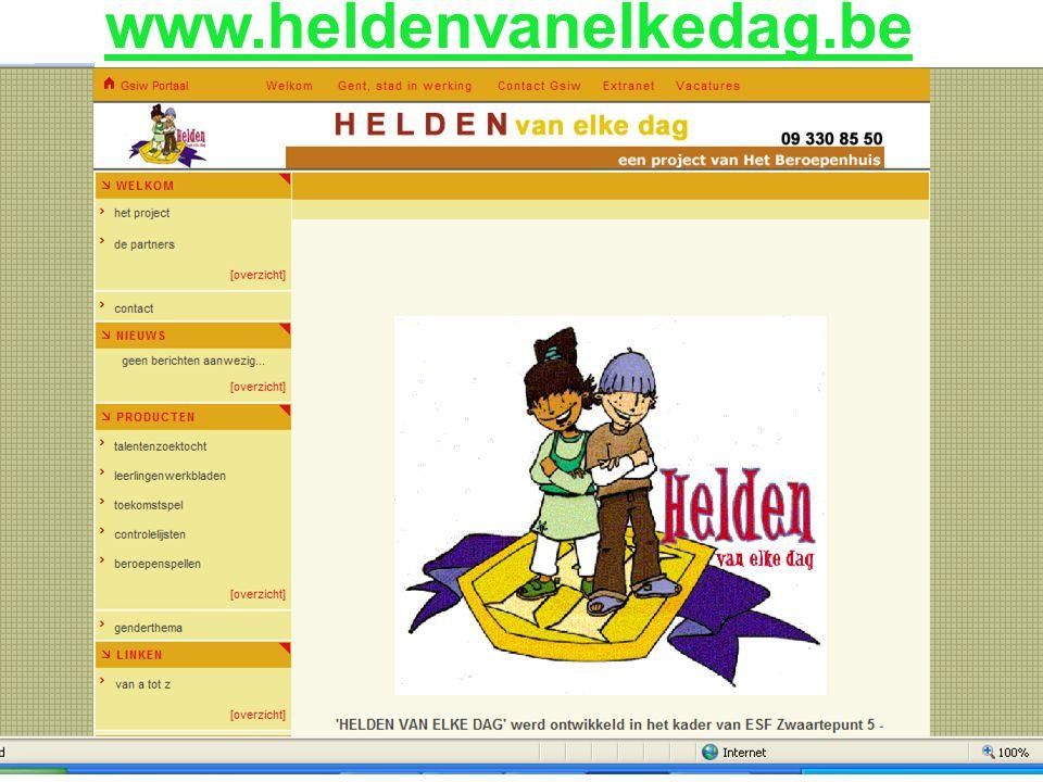 www.heldenvanelkedag.be