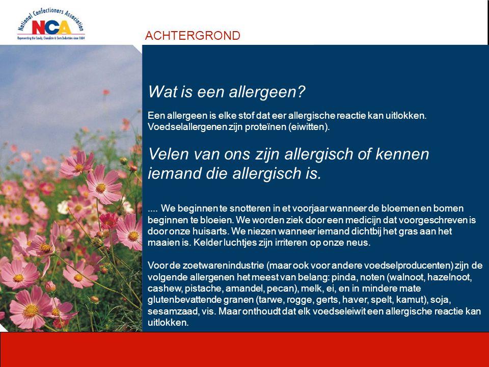 Velen van ons zijn allergisch of kennen iemand die allergisch is.