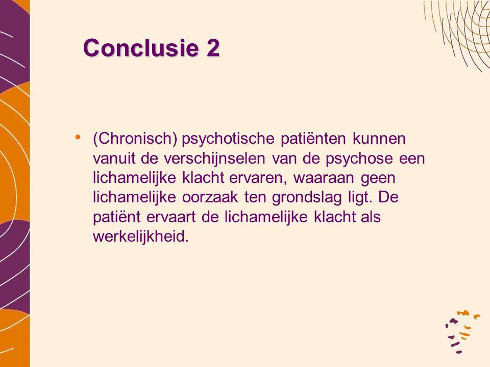 Conclusie 2