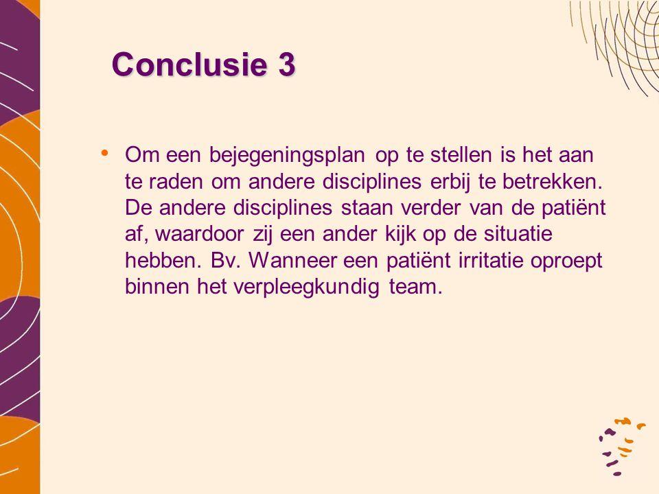 Conclusie 3