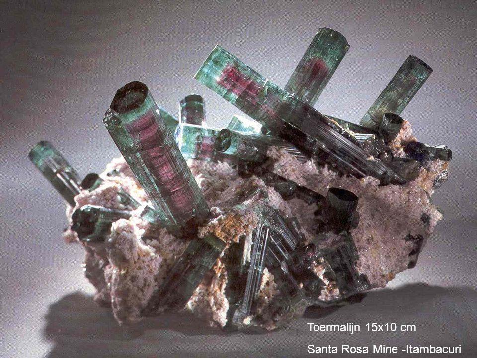 Toermalijn 15x10 cm Santa Rosa Mine -Itambacuri
