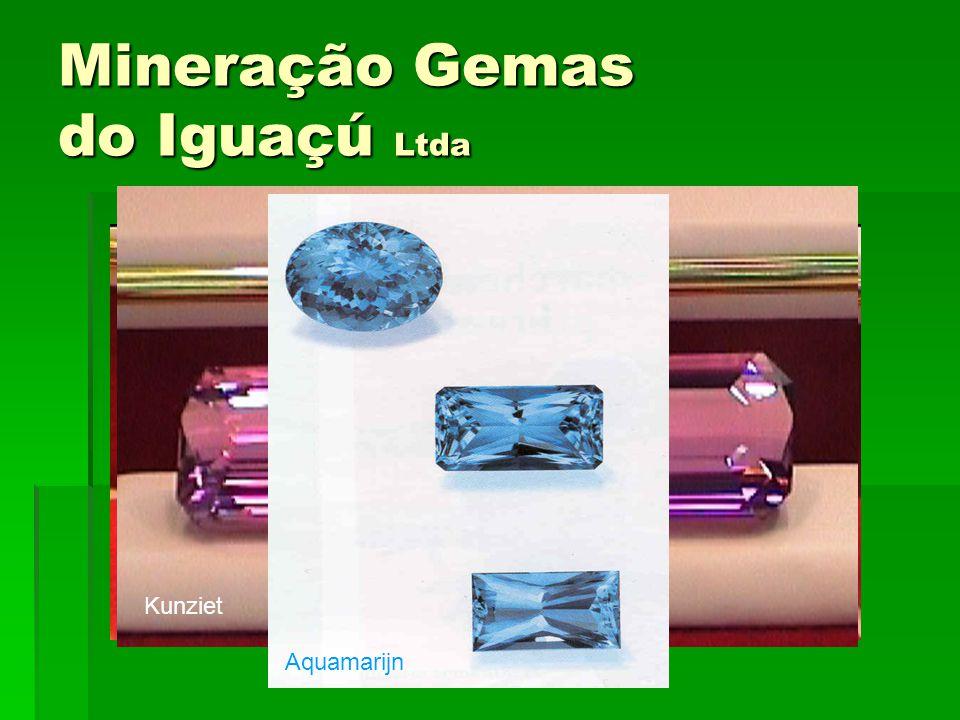 Mineração Gemas do Iguaçú Ltda