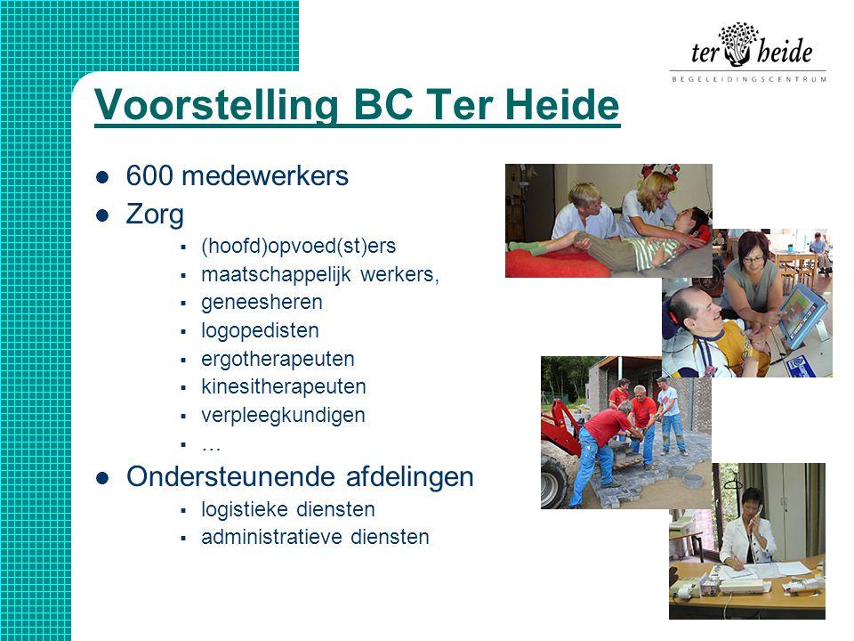 Voorstelling BC Ter Heide