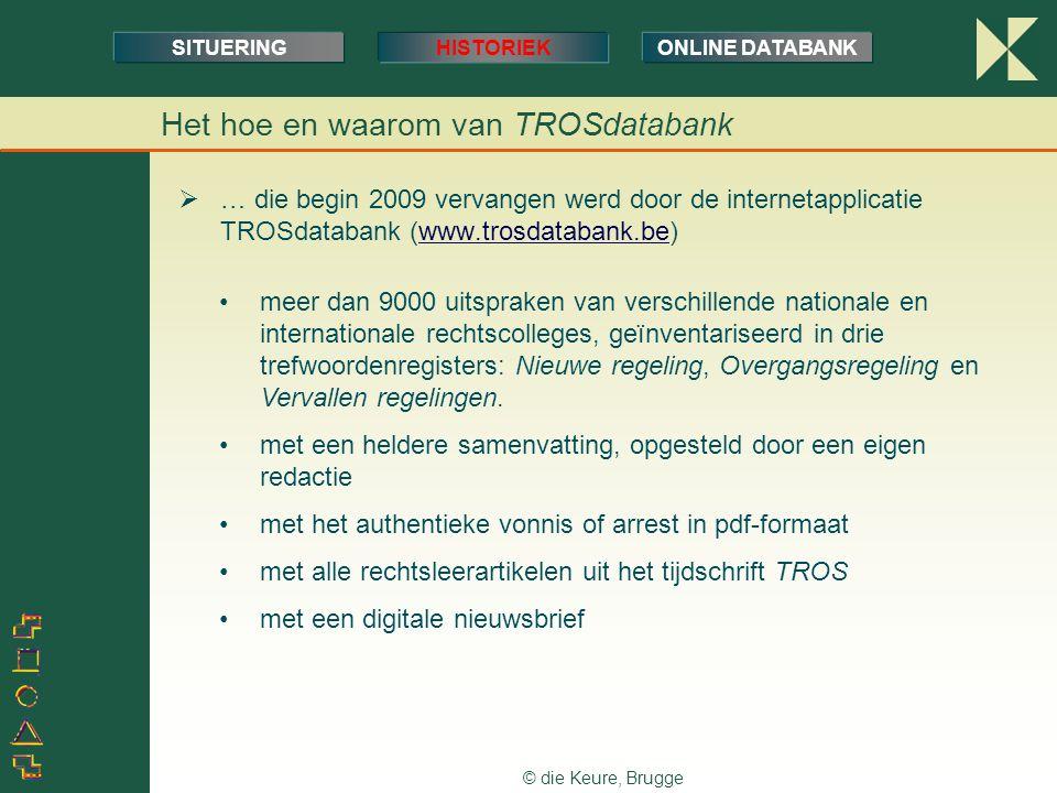 Het hoe en waarom van TROSdatabank