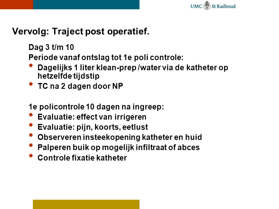 ontslag radboud umc
