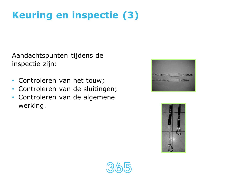 Keuring en inspectie (3)