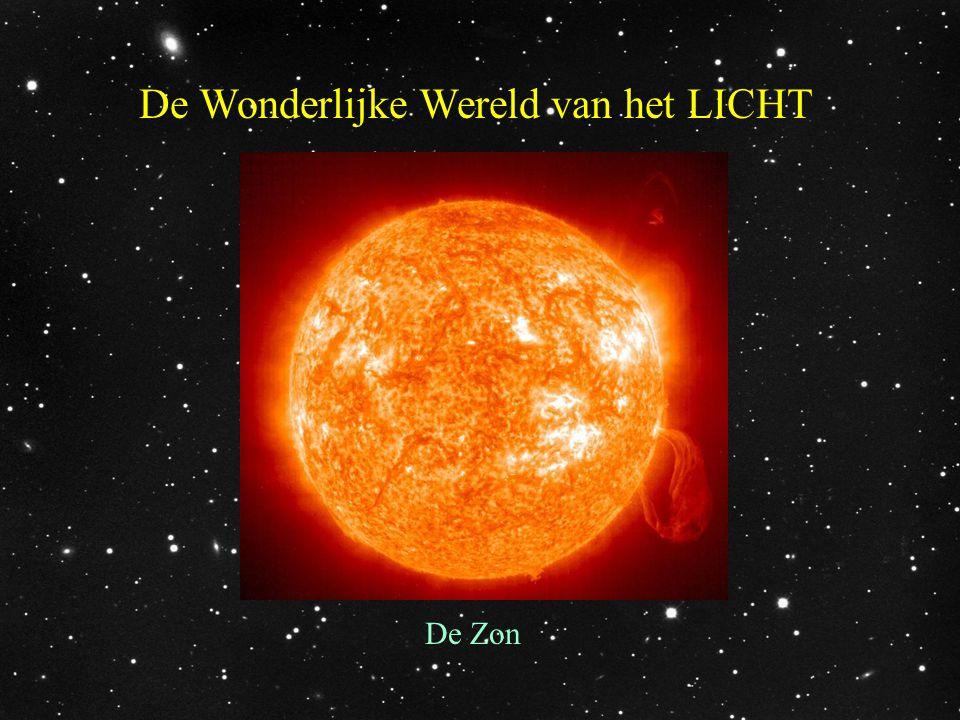 De Wonderlijke Wereld van het LICHT