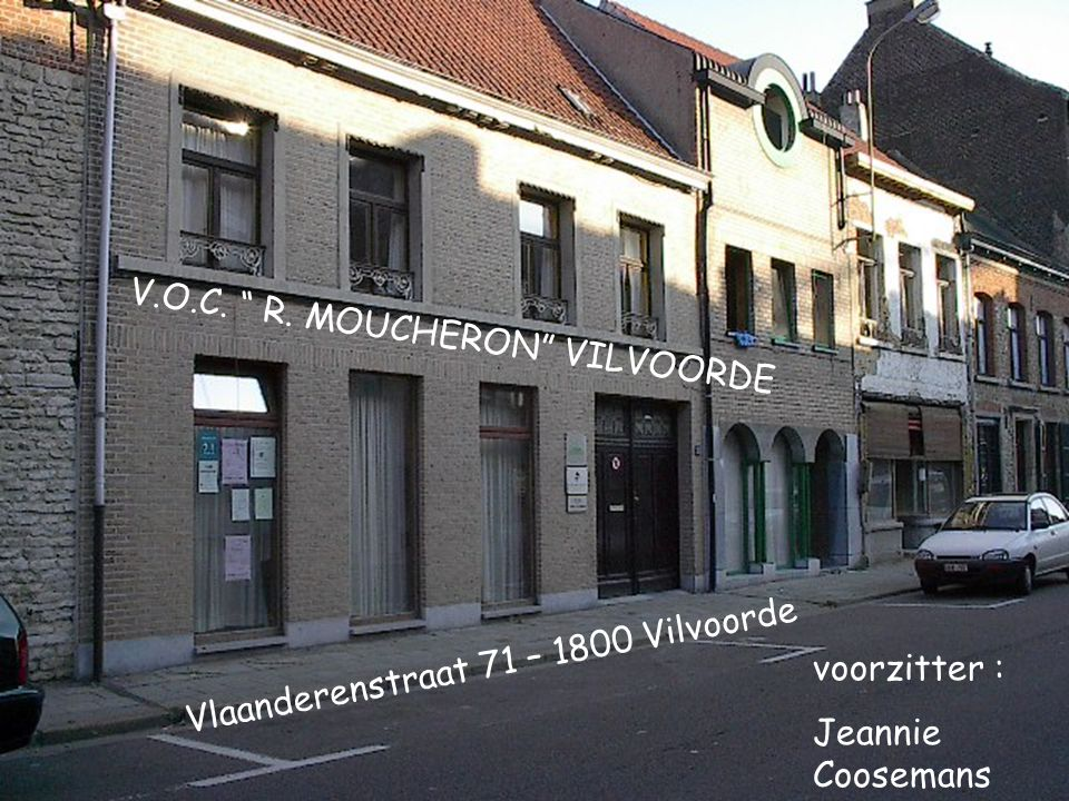 V.O.C. R. MOUCHERON VILVOORDE