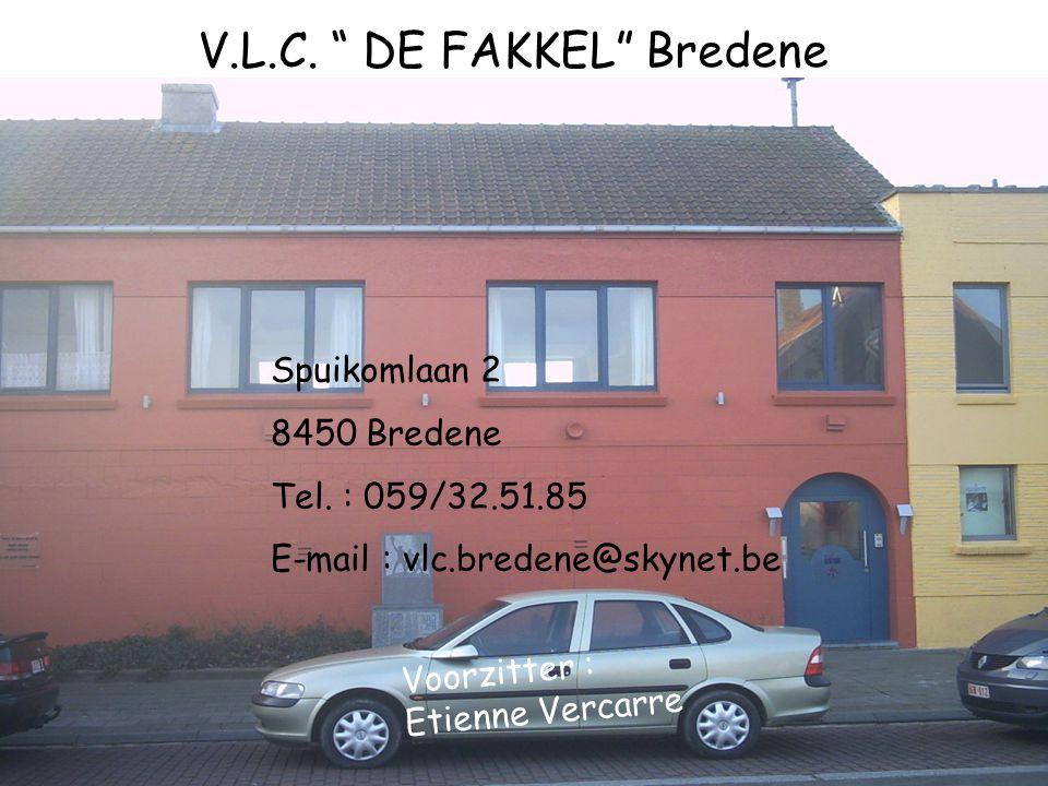 V.L.C. DE FAKKEL Bredene