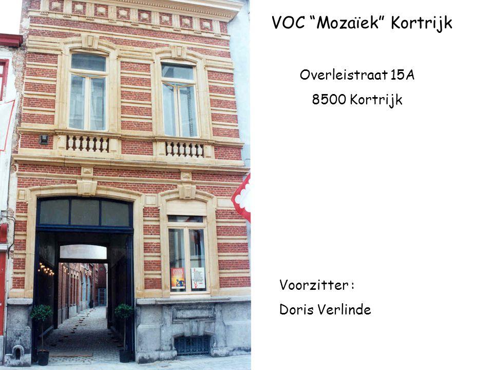 VOC Mozaïek Kortrijk