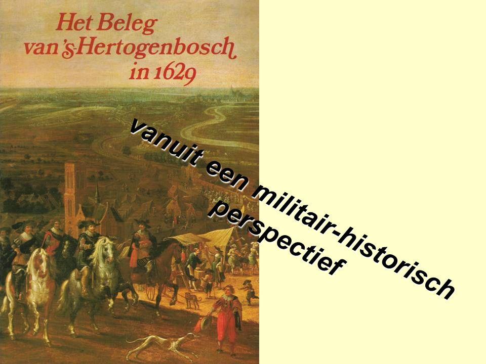 vanuit een militair-historisch perspectief