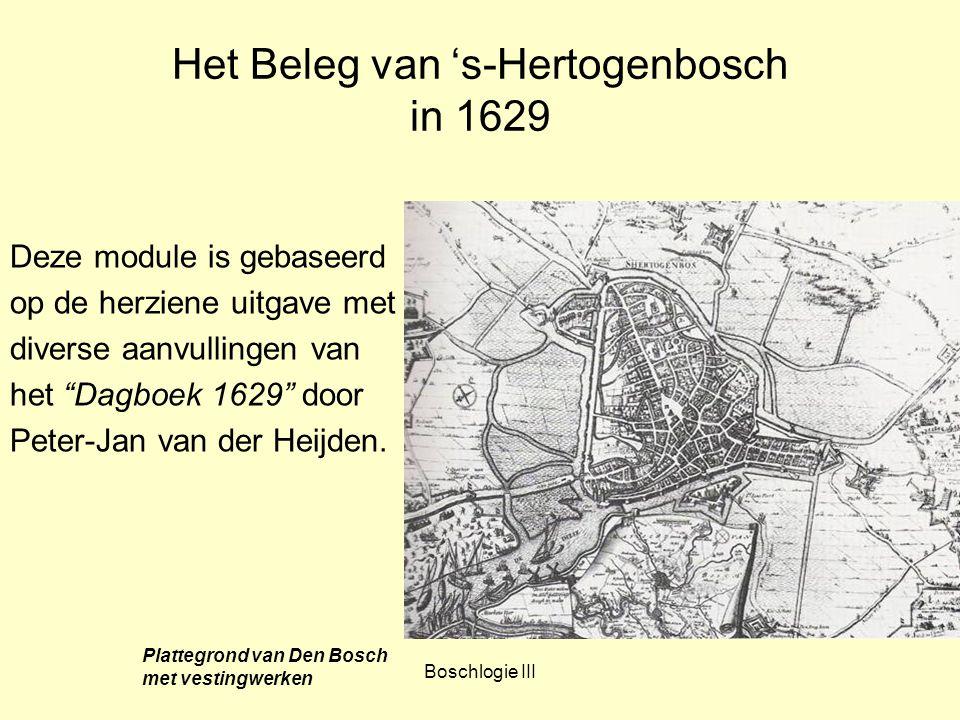 Het Beleg van 's-Hertogenbosch in 1629