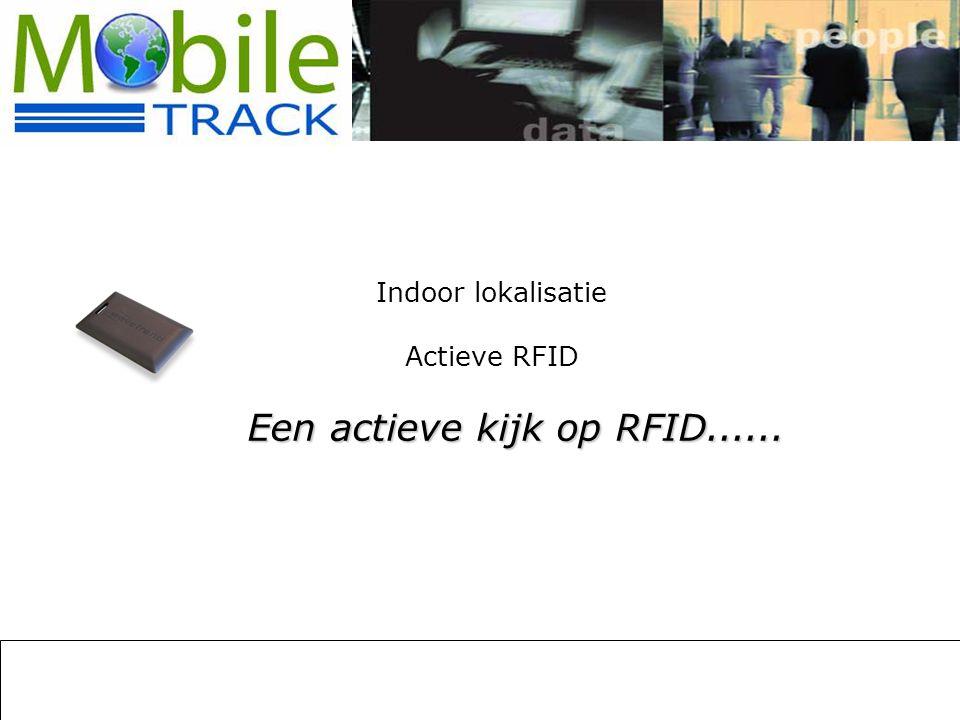 Een actieve kijk op RFID......