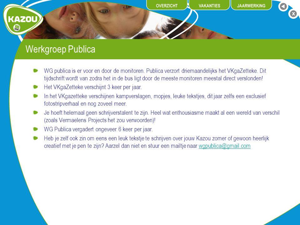 Werkgroep Publica
