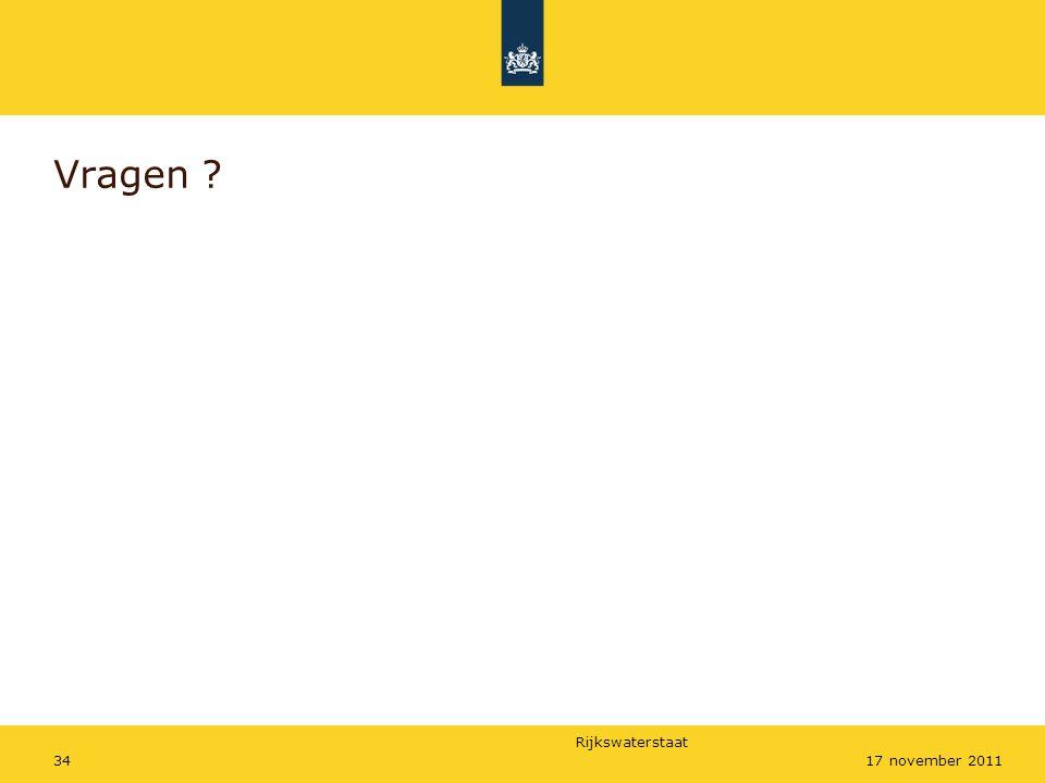Vragen 17 november 2011
