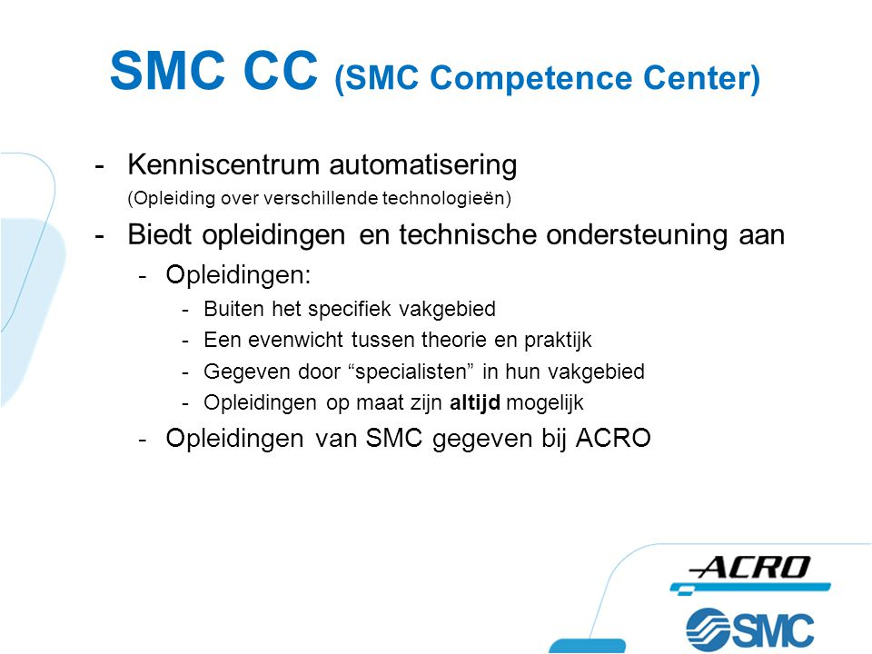 SMC CC (SMC Competence Center)