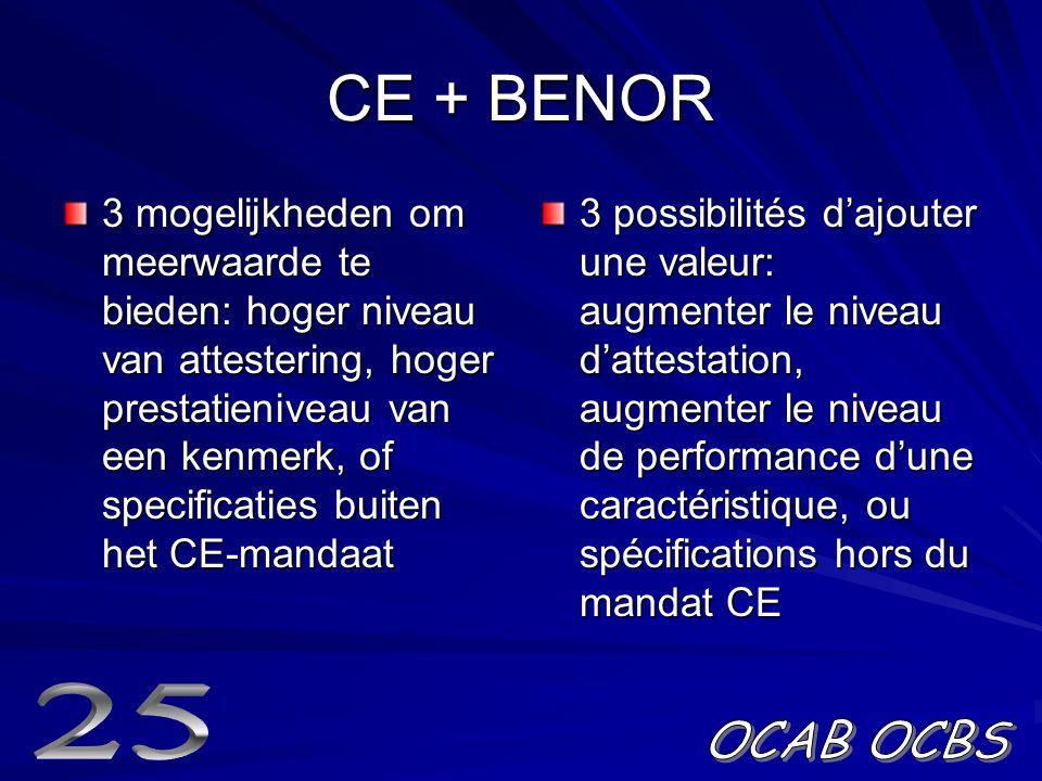 CE + BENOR