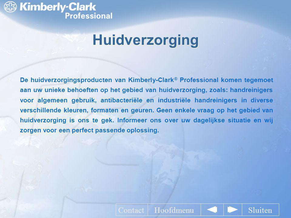 Huidverzorging Contact Hoofdmenu Sluiten