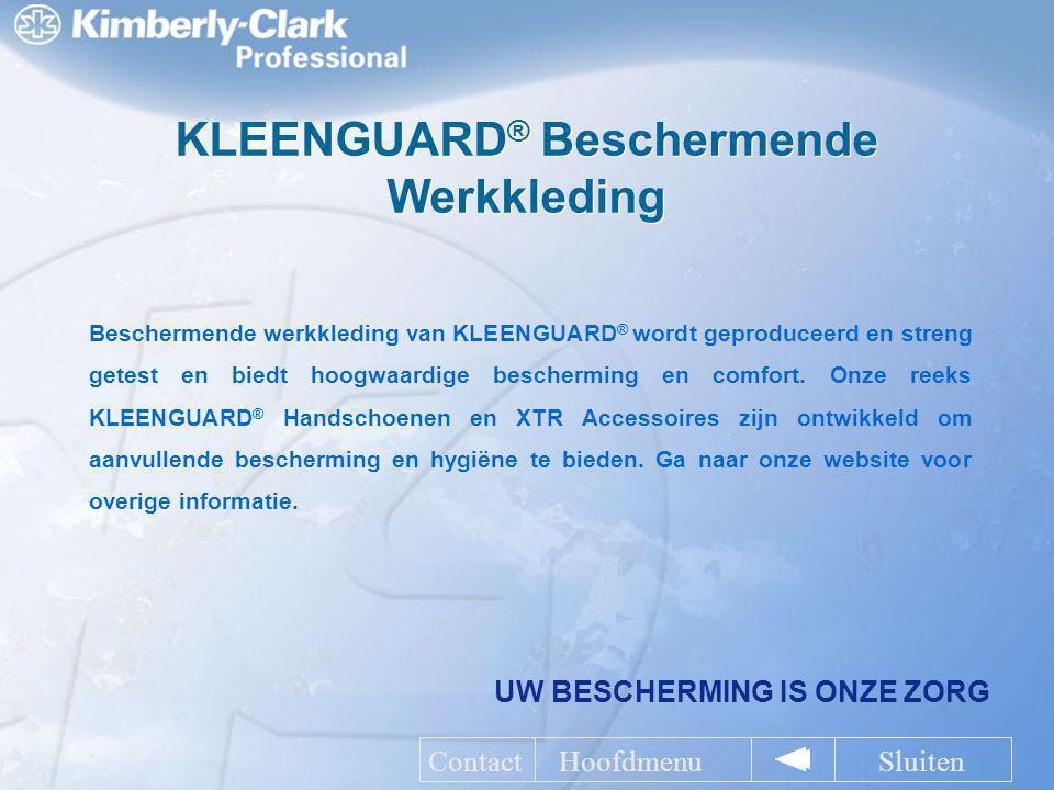 KLEENGUARD® Beschermende Werkkleding