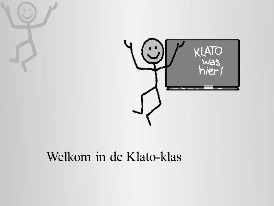 Welkom in de Klato-klas