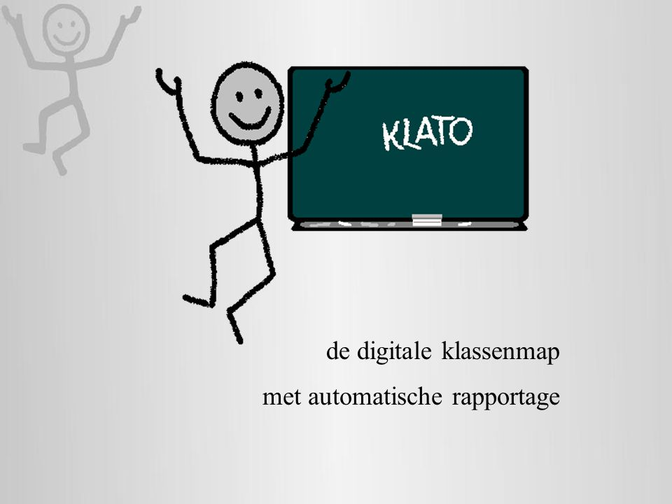 de digitale klassenmap
