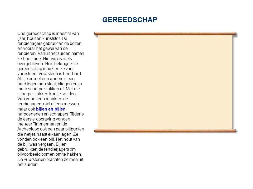 GEREEDSCHAP