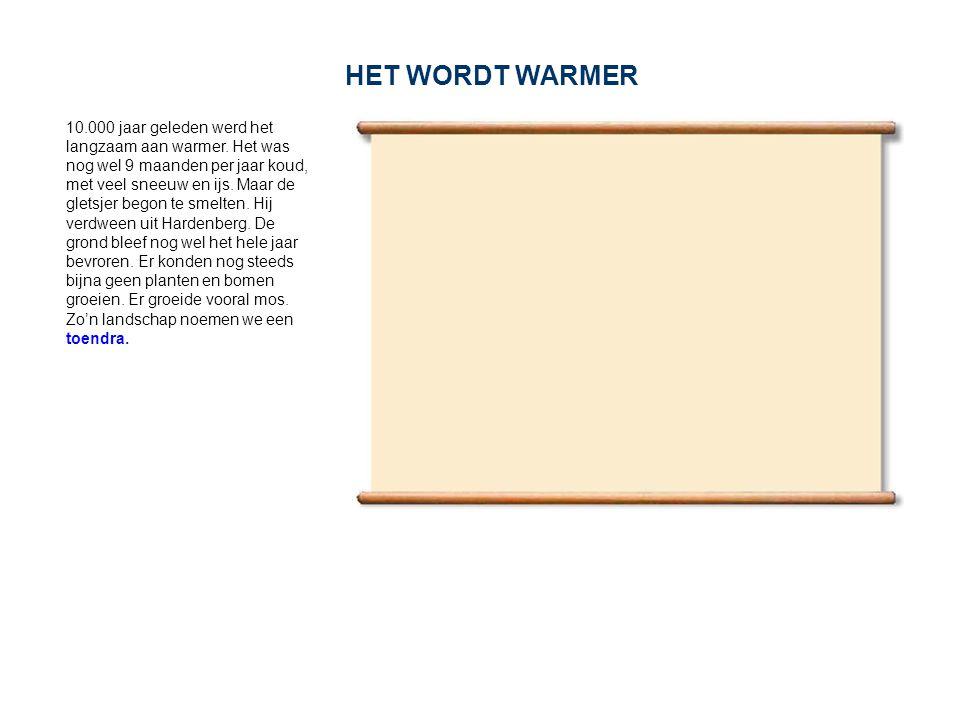 HET WORDT WARMER