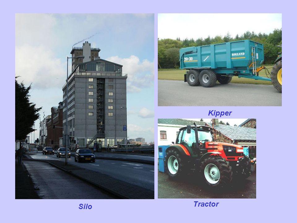 Kipper Tractor Silo