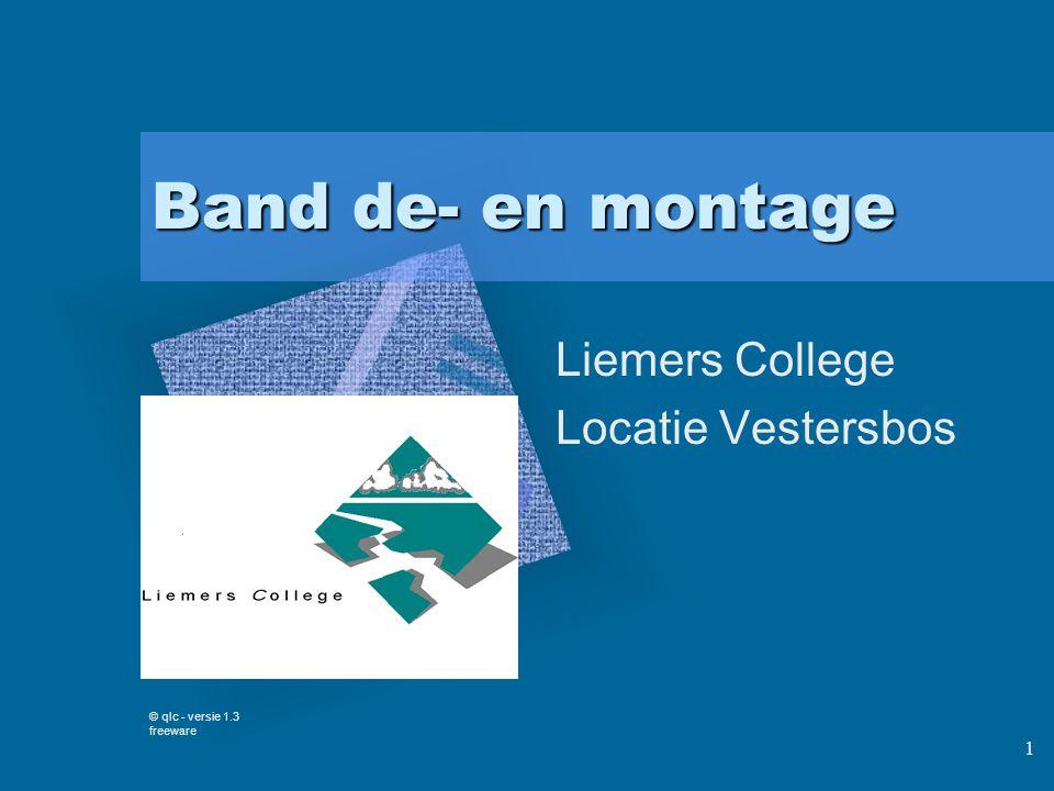 Liemers College Locatie Vestersbos
