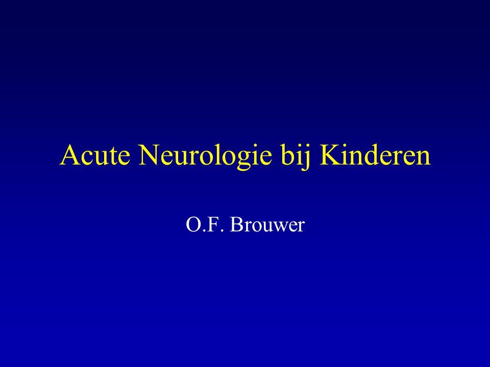 Acute Neurologie bij Kinderen