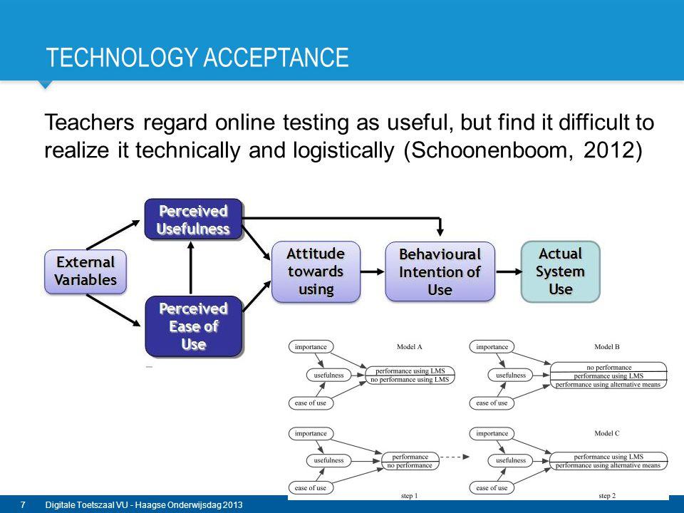 Technology Acceptance