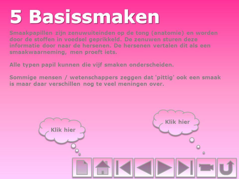 5 Basissmaken
