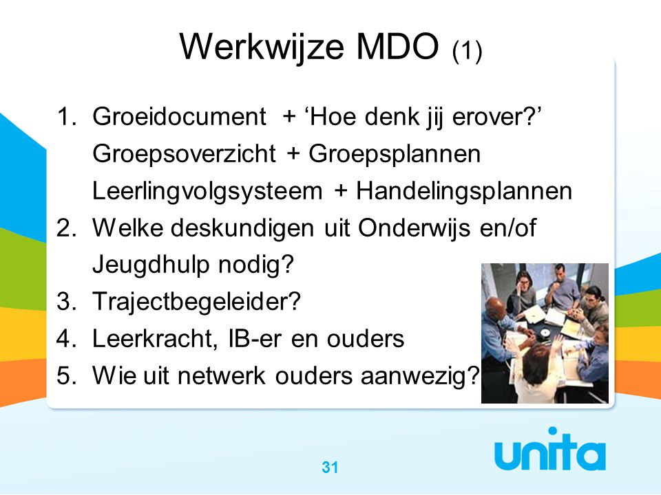 Werkwijze MDO (1)