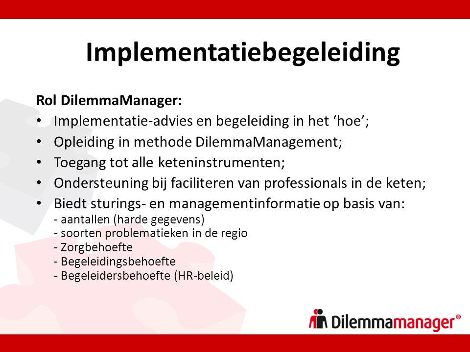 Implementatiebegeleiding
