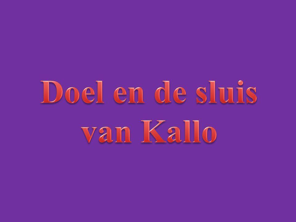Doel en de sluis van Kallo